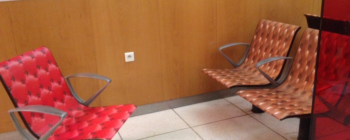 fauteuils SNCF